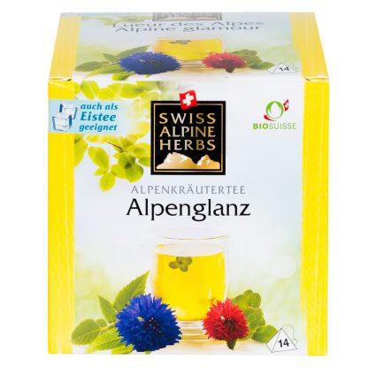 "Чайный напиток Swiss Alpine Herbs ""Альпийский гламур"""