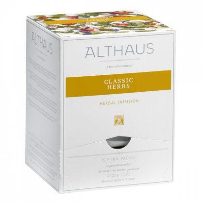 "Чай Althaus ""Classic Herbs"""
