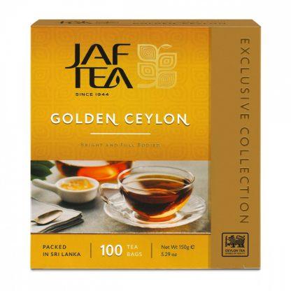 """Чай Jaf Tea """"Golden Ceylon"""""""
