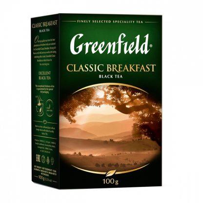 "Чай Greenfield ""Classic Breakfast"""