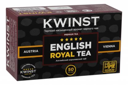 Чай Kwinst английский королевский