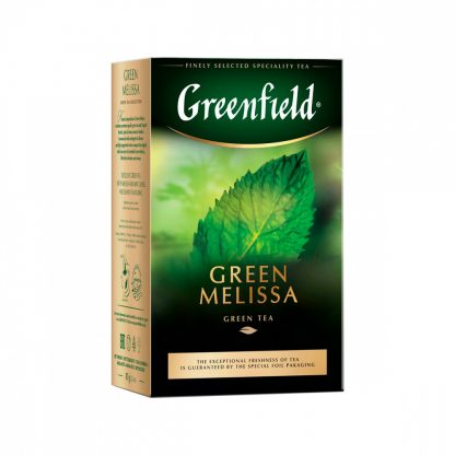 "Чай Greenfield ""Green Melissa"""