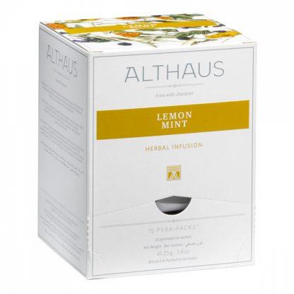 """Чай Althaus """"Lemon Mint"""""""