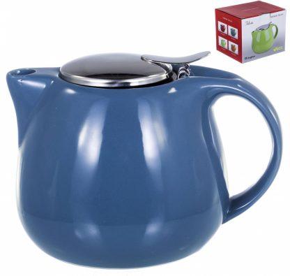 Чайник с фильтром и крышкой из нержавеющей стали Elrington