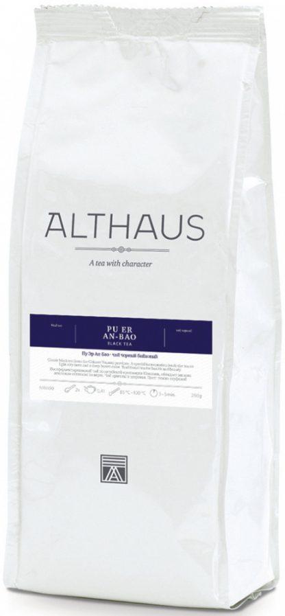 """Чай Althaus """"Pu Er An-Bao"""""""