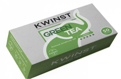 Чай Kwinst зеленый чай