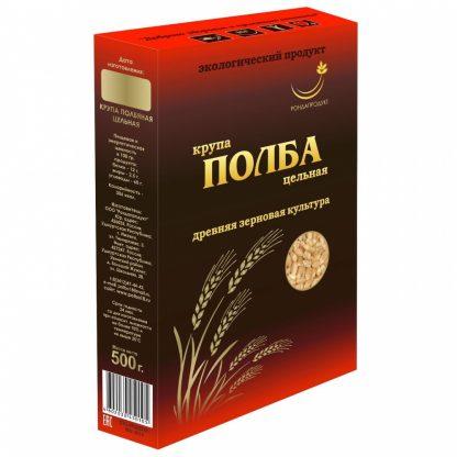 """Крупа Рондапродукт """"Полба"""""""