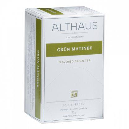 "Чай Althaus ""Grun Matinee"""