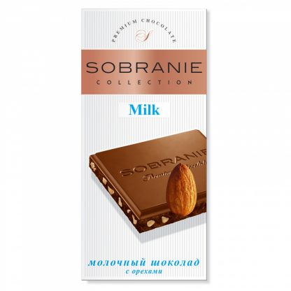 "Шоколад Sobranie ""Молочный"""