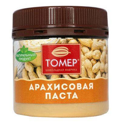 Паста арахисовая Томер